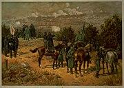 Battle of Chattanooga Thulstrup