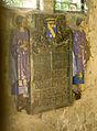 Bazentin (chapelle du cimetière) céramique de Maurice Dhomme 02.jpg