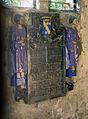 Bazentin (chapelle du cimetière) céramique de Maurice Dhomme 02a.jpg