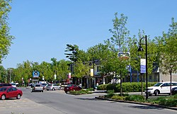 Beaurepaire Village, an older neighbourhood of Beaconsfield.