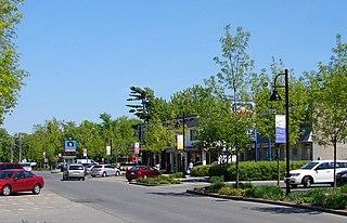 Beaconsfield, Quebec City in Quebec, Canada