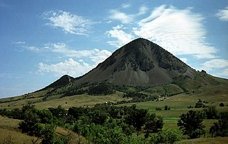 Native American religion - Bear Butte, in South Dakota, is a sacred site for over 30 Plains tribes.