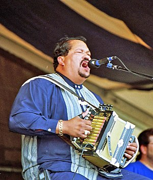 Beau Jocque - Beau Jocque at the New Orleans Jazz Fest, 1997