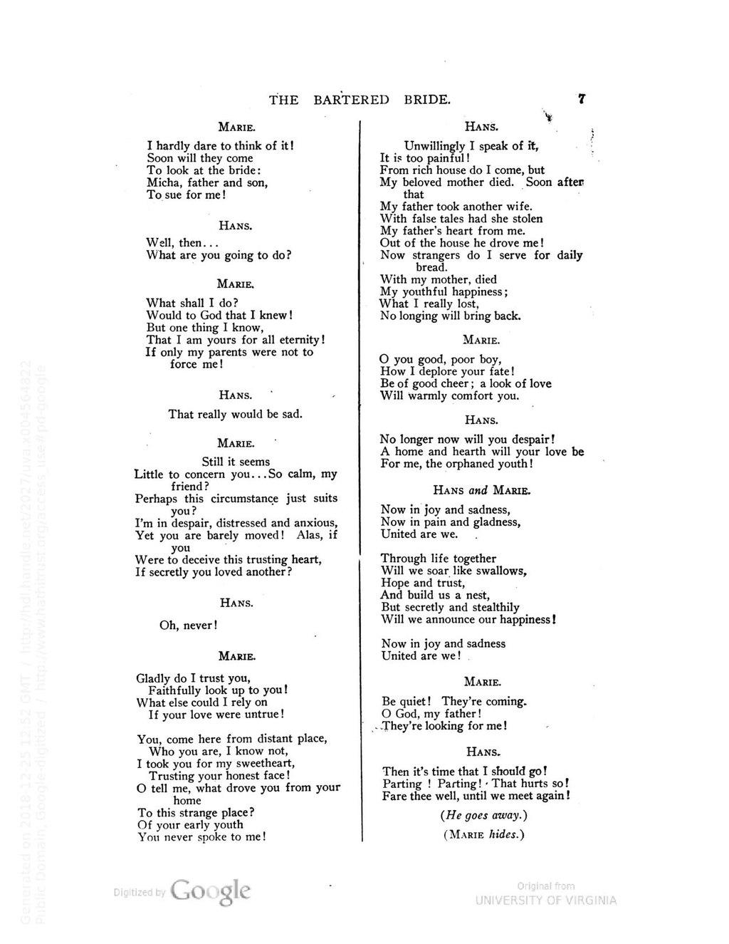 Page:Bedřich Smetana, The bartered bride, Die verkaufte