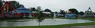Beech Bend Park - Image: Beech Bend Park