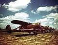 Beechcraft UC-43 Travelers, in early 1943 (060519-F-1234P-006).jpg