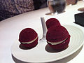 Beetroot and horseradish bites (7349294370).jpg