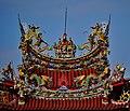 Beigang Beigang Chaotian Temple Dachlandschaft 02.jpg