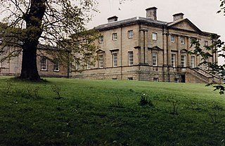Belford Hall Grade I listed English country house in the United Kingdom