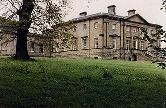 Belford, Northumberland - Belford Hall