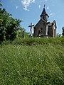 Belvárosi Calvary chapel meadow, Esztergom, Hungary.jpg