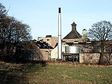 BenRiach Distillery near Elgin - geograph.org.uk - 101015.jpg