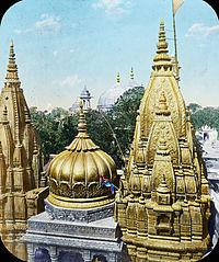 Benares- The Golden Temple, India, ca. 1915 (IMP-CSCNWW33-OS14-66).jpg