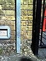 Benchmark on New Hinksey CE Primary School, Vicarage Lane - geograph.org.uk - 2053155.jpg