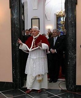 Ceremonial of Benedict XVI
