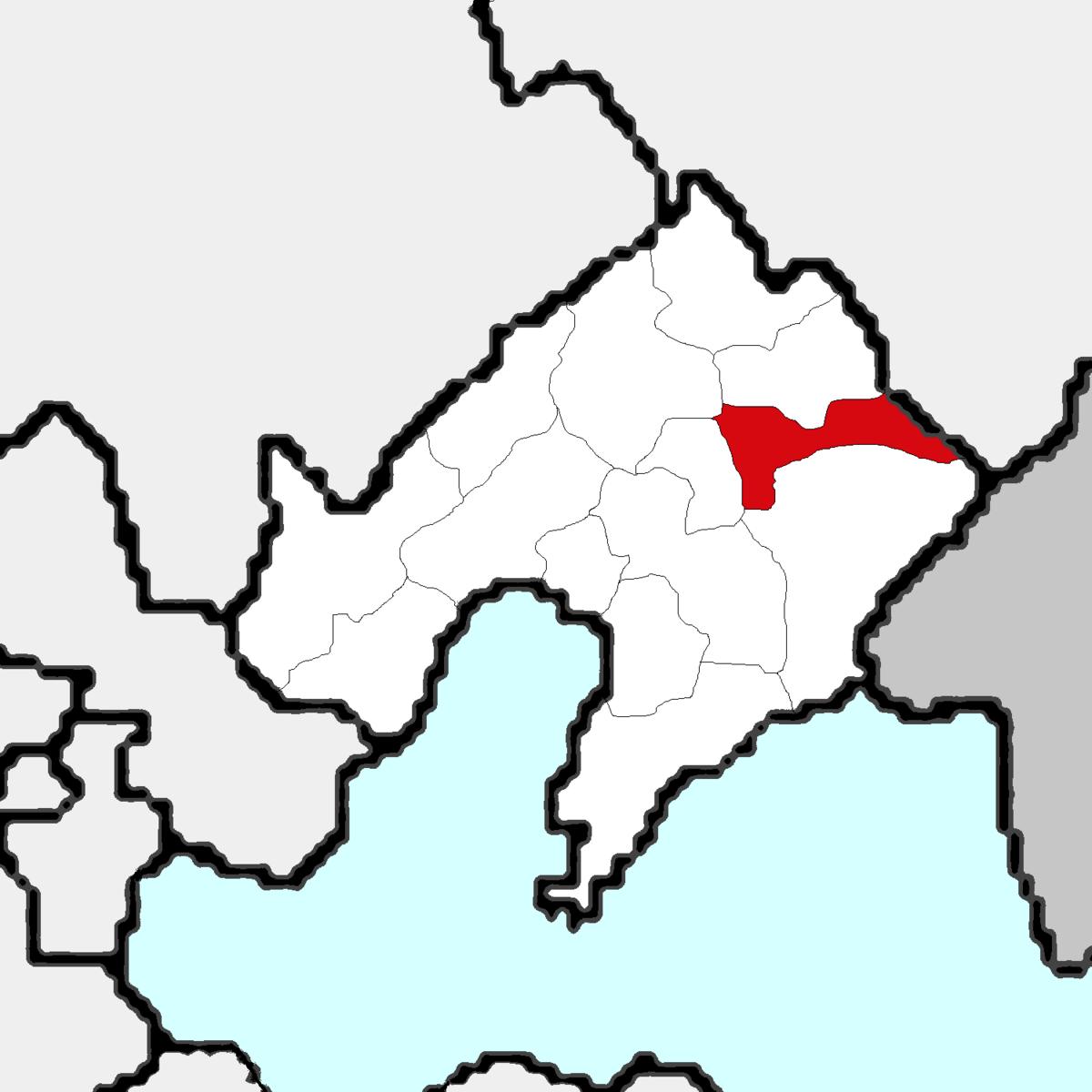 Benxi Wikipédia A Enciclopédia Livre - Benxi map