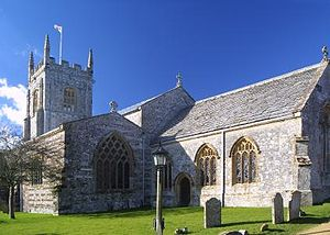 Bere Regis - Bere Regis parish church