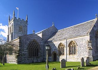 Bere Regis - Bere Regis parish church