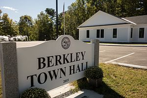 Berkley, Massachusetts - Berkley's new Town Hall was opened in 2015