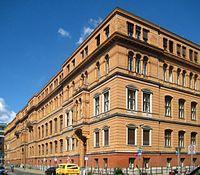Berlin, Mitte, Dorotheenstrasse, Naturwissenschaftliche Institute der Universitaet.jpg
