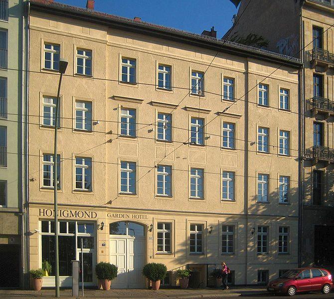 Boutique Hotel Berlin Neuk F Ac Ac Ae