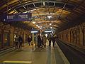 Berlin - Hackescher Markt S-Bahnhof Bahnsteig.jpg