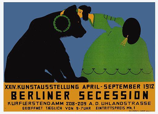 Berliner-secession-plakat