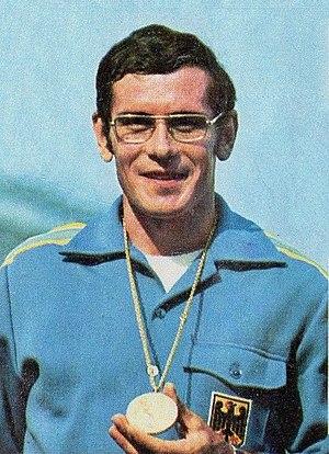Bernd Kannenberg - Bernd Kannenberg in 1972