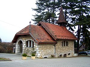 Bernex, Switzerland - Bernex church