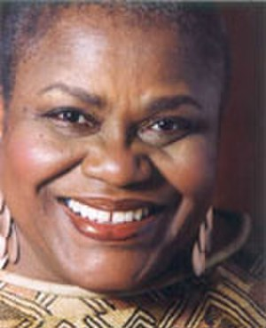 Bernice Johnson Reagon - Image: Bernice johnson reagon sm