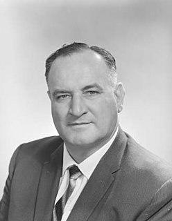 Bert James Australian politician