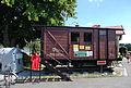 Bhf Stainz Güterwaggon als Andenkenstand.jpg