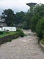 Biała Lądecka w Stroniu Śląskim - powódź 2006 PL.jpg