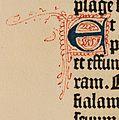 Biblia de Gutenberg, 1454 (Letra E) (21213250843).jpg