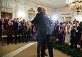 Biden hugging Obama after receivng the Presidential Medal of Freedom.jpg