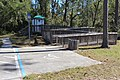 Big Shoals State Park, Little Shoals restroom with wheelchair ramp.jpg