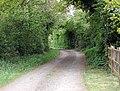 Biggin Hall Lane looking east, Thurlaston - geograph.org.uk - 1295723.jpg