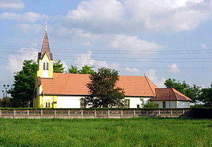 Bunjevci - The Catholic Church in the Bunjevac village of Bikovo