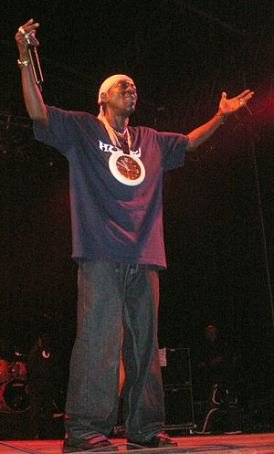 Flavor Flav - Flav performing in 2006
