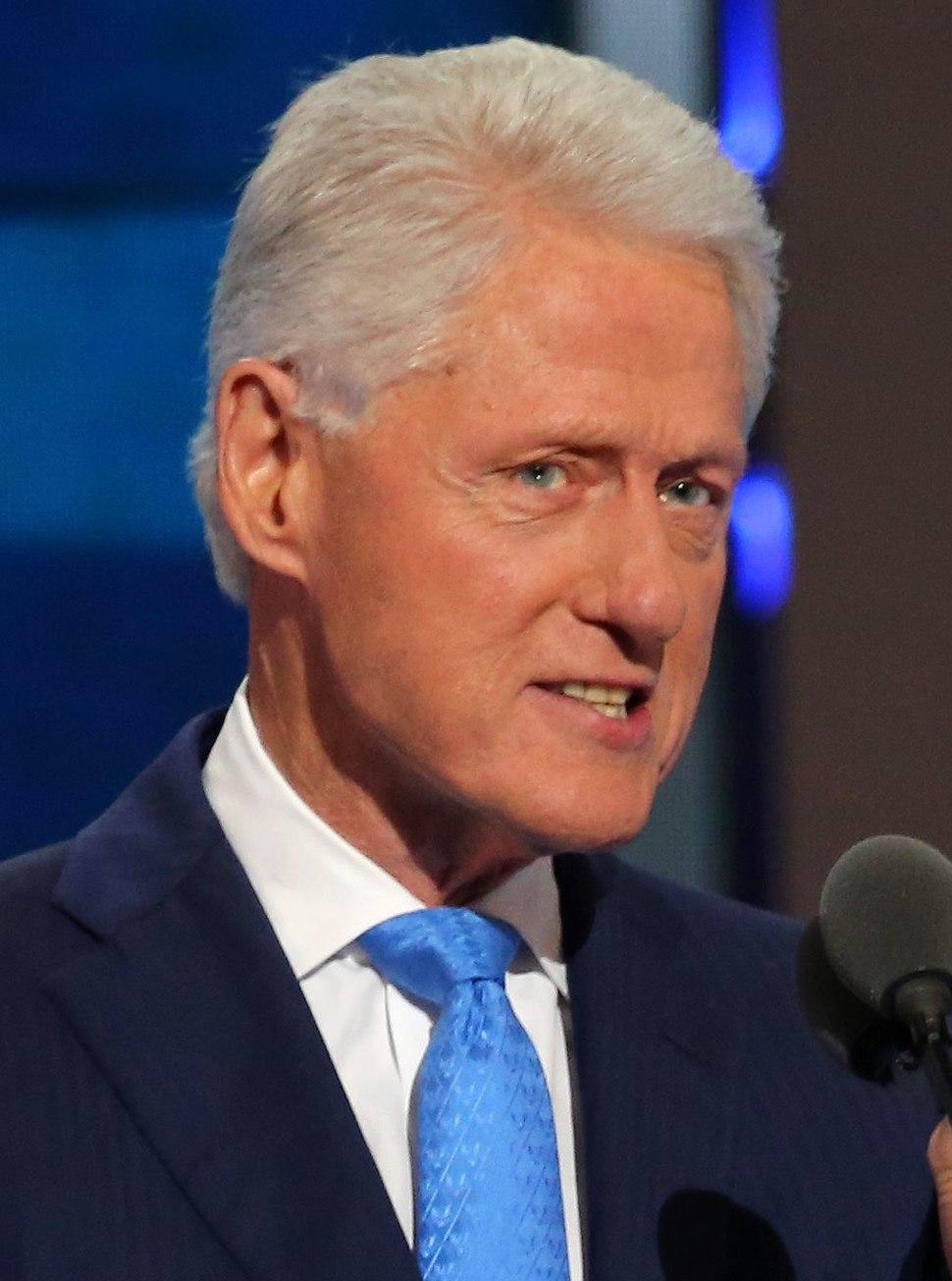Bill Clinton DNC July 2016 (cropped)