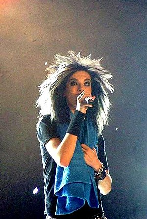 Bill Kaulitz - Bill Kaulitz performing in Moscow, Russia, on September 27th, 2007