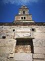 Biserica Sfântul Nicolae din Densuș vedere turn.jpg