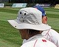 Bishop's Stortford Cricket Club, Hertfordshire, white cricket hat 1.jpg