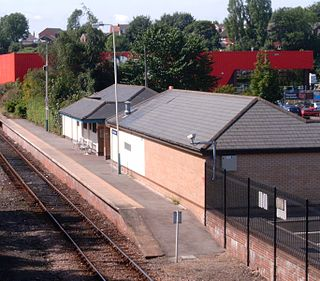 Bishop Auckland railway station