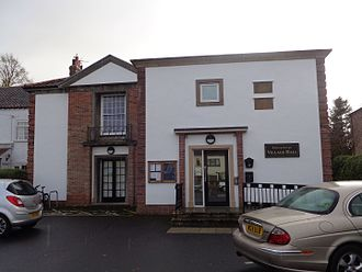 Bishopthorpe - Bishopthorpe Village Hall.