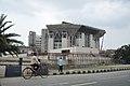 Biswa Bangla Convention Centre Under Construction - Major Arterial Road - Rajarhat - Kolkata 2017-06-21 2795.JPG