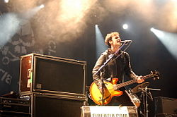 Black Rebel Motorcycle Club i Benicàssim 2007