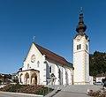 Bleiburg Pfarrkirche hll Peter und Paul SW-Ansicht 21092015 7709.jpg