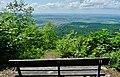 Blick vom Albtraufgängerweg (Boßler, 794 m. ü. N. N.) Richtung Nordwesten - panoramio.jpg