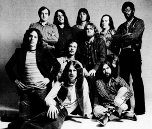 Blood, Sweat & Tears - Group in 1972
